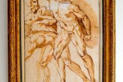 Nude Male Warriors