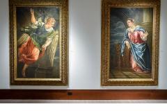 St Gabriel and the Virgin Annunciate